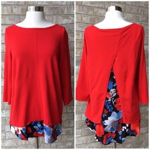 The Lumited Collection Knitted Top Blouse Size S🌸